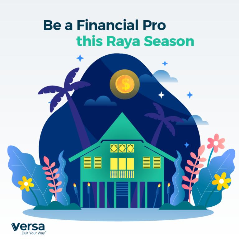 Be a Financial Pro this Raya Season