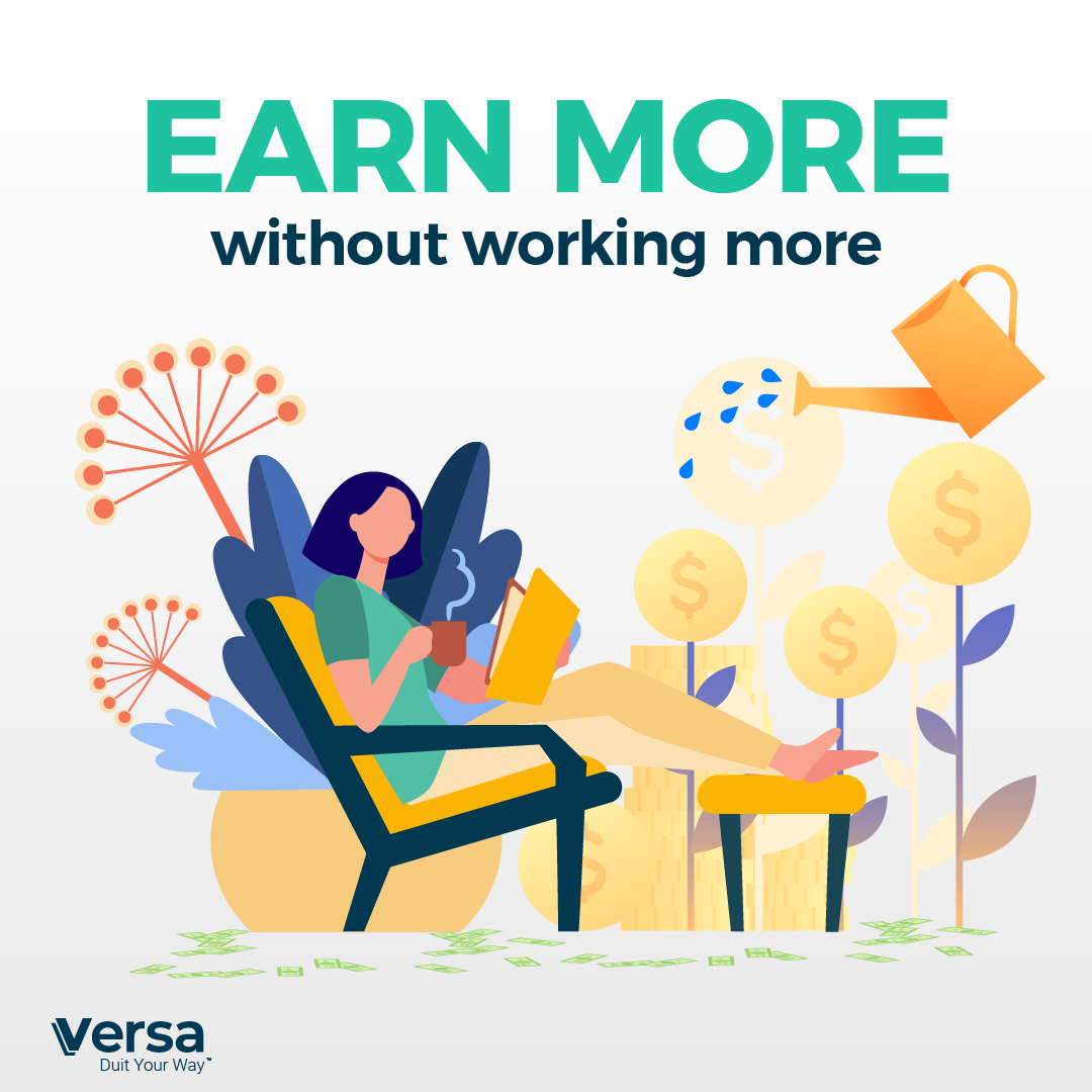 Earn More Without Working More